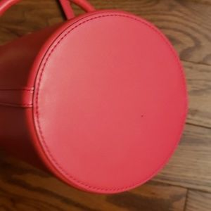 Who What Wear Bags - WHO WHAT WEAR red bucket  bag.